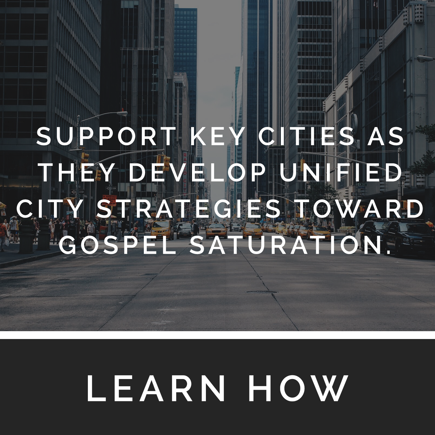 Support Key Cities