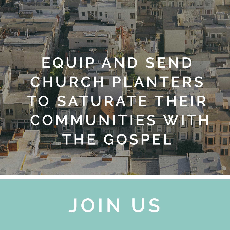Equip Church Planters