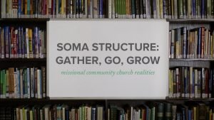 Gather, Go, Grow