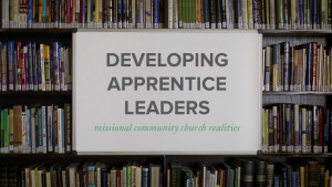 Developing Apprentice Leaders
