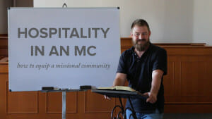 Hospitality in an MC