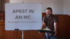 APEST in a Missional Community