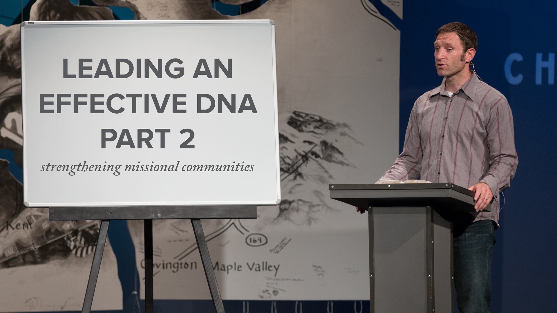 Leading an Effective DNA, Pt 2