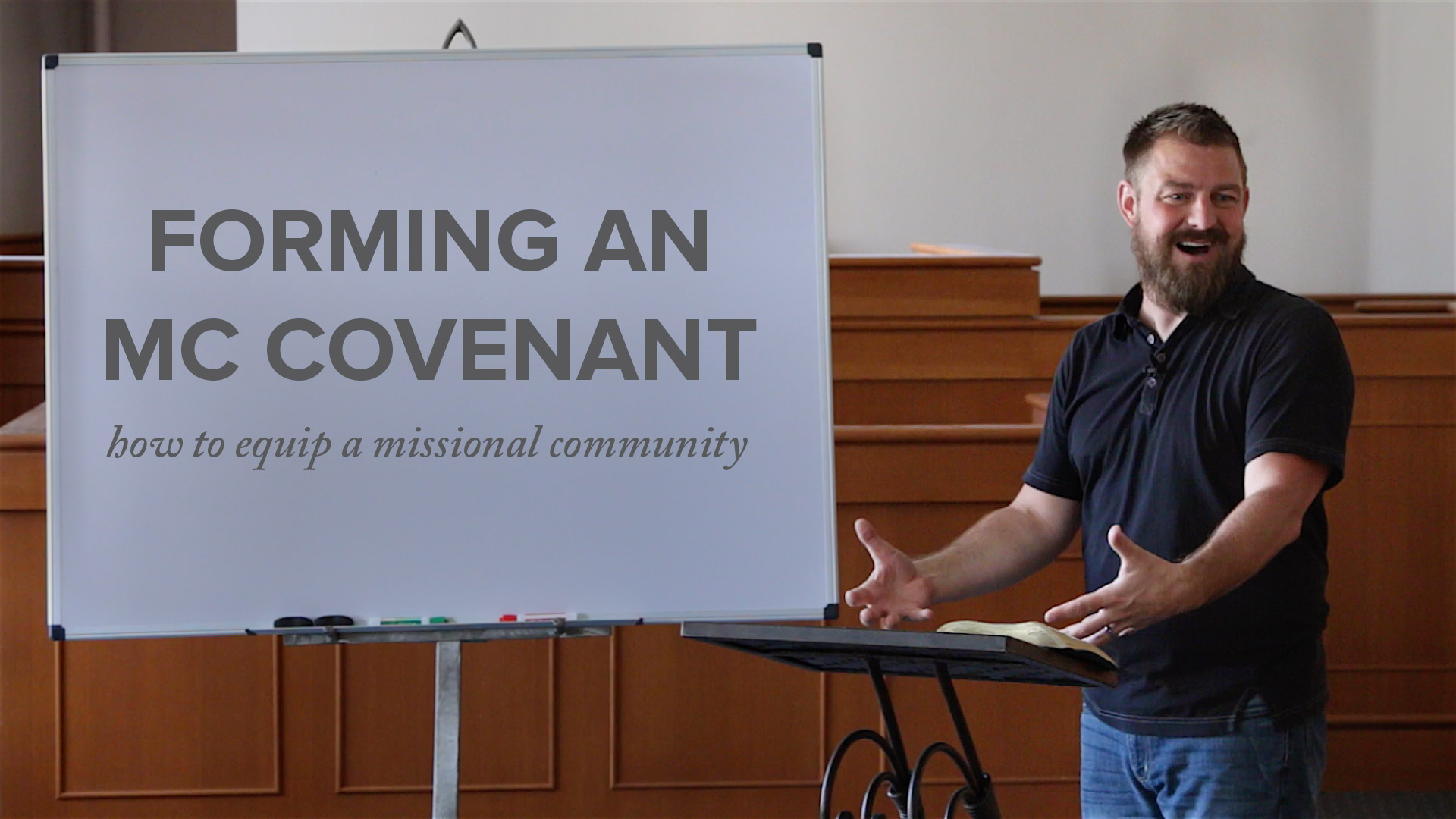 Forming an MC Covenant