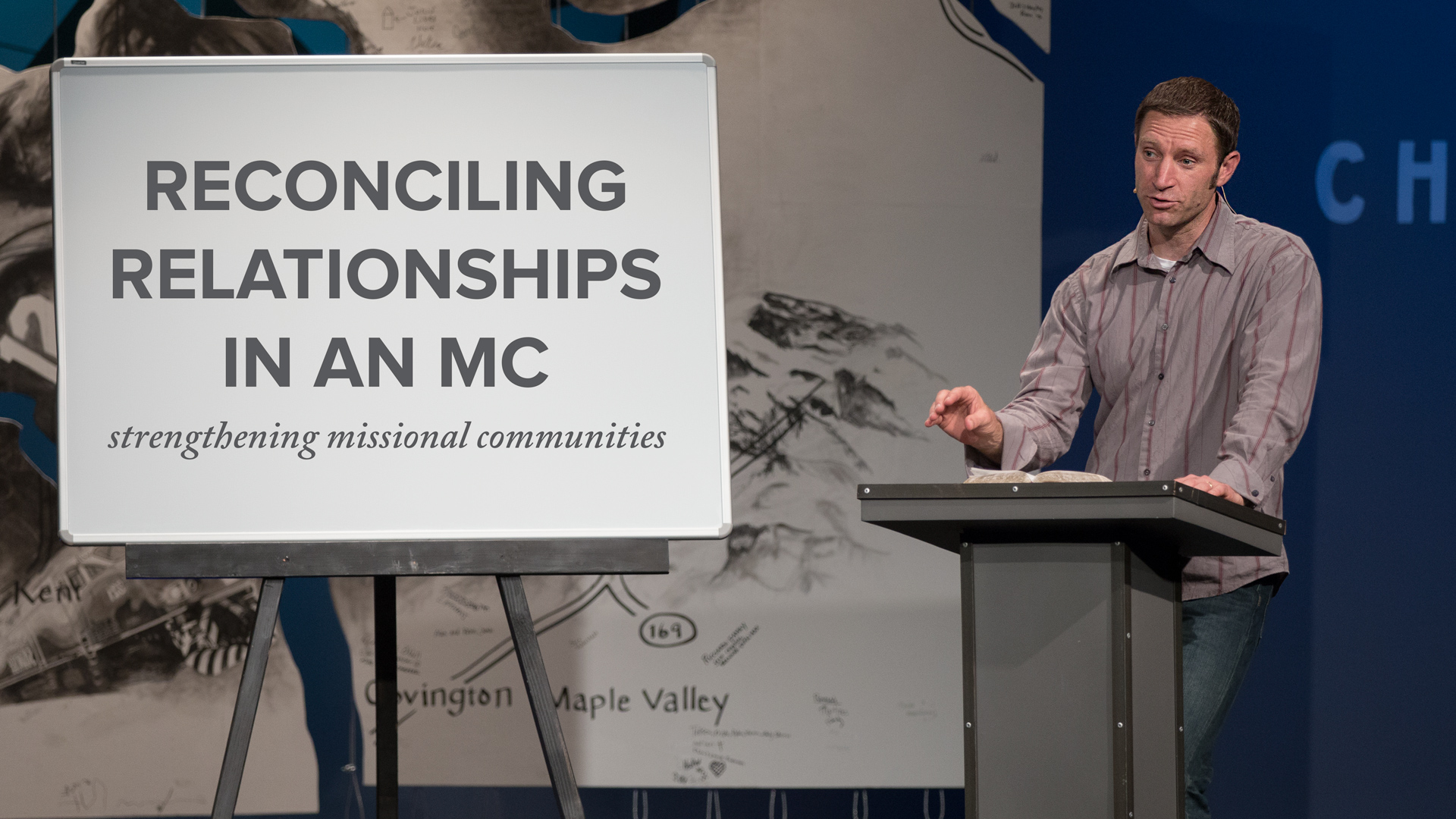 Reconciling Relationships in an MC