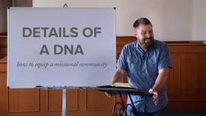 Details of a DNA