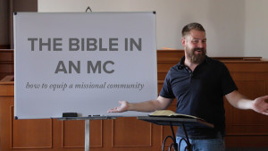 The Bible in a Missional Community
