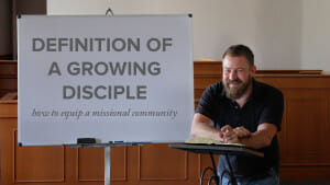 Definition of a Growing Disciple