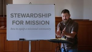 Stewardship for Mission
