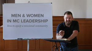 Men & Women in MC Leadership
