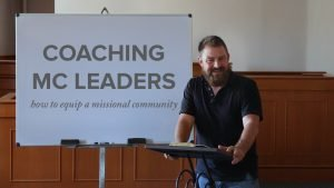 Coaching MC Leaders