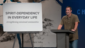 Spirit-Dependency in Everyday Life