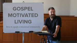 Gospel-Motivated Living