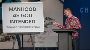 Manhood as God Intended