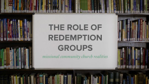 The Role of Redemption Groups