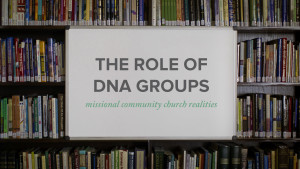 The Role of DNA Groups