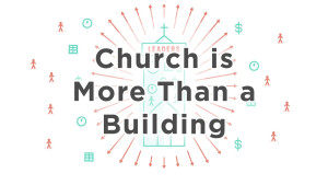 Church Is More Than A Building