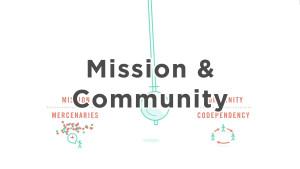 Mission & Community