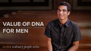 Value of DNA for Men