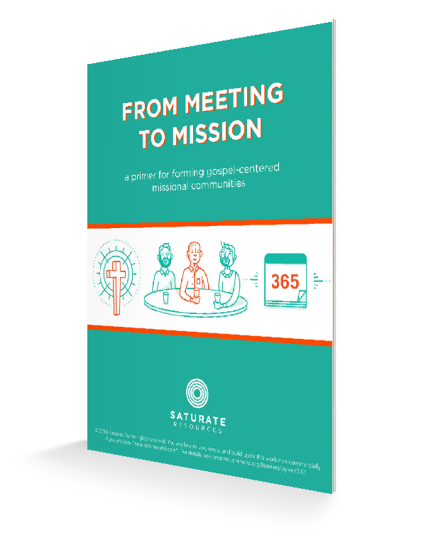 From Meeting to Mission document cover