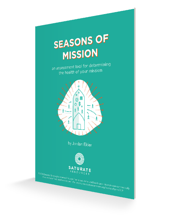 Seasons of Mission document cover