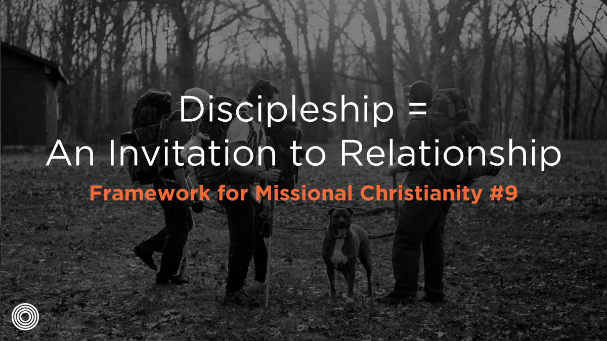 the relationship of discipleship and christian mission The discipleship department of calvary christian academy exists to encourage students in their relationship with christ  discipleship mission trips.