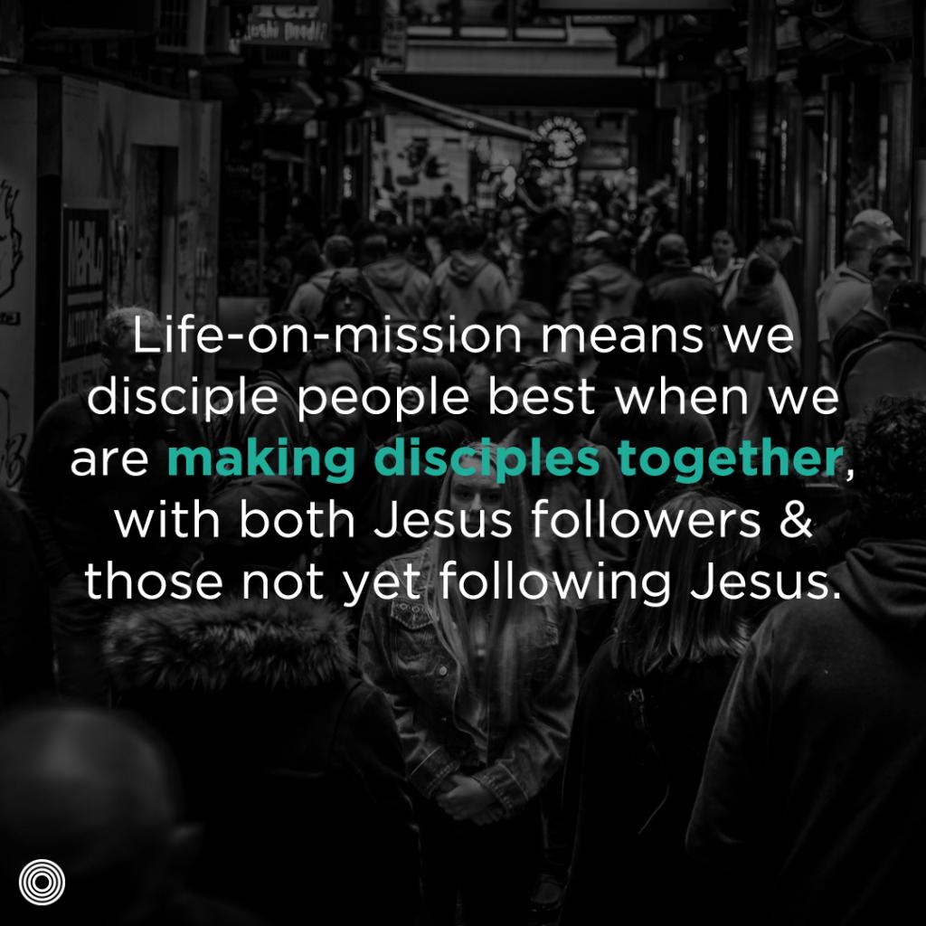 Life-on-mission