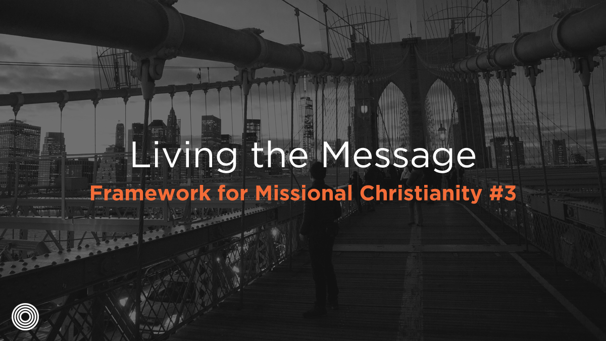 Framework for Missional Christianity Archives | Saturate