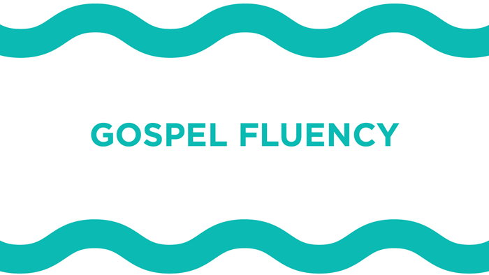 Gospel Fluency Book | saturatetheworld.com
