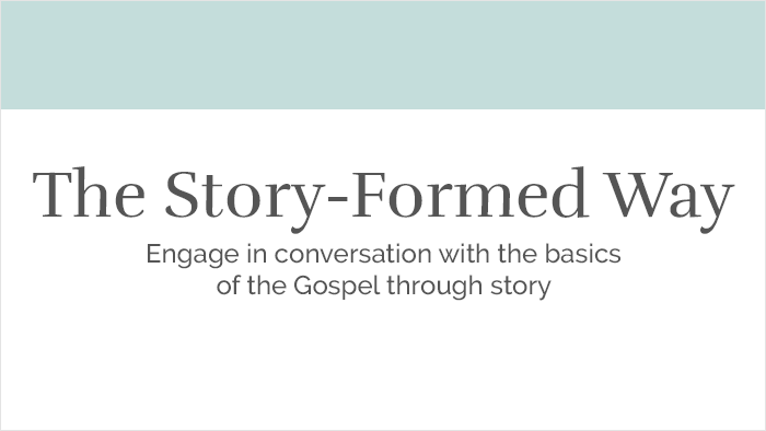 The Story-Formed Way - Engage in conversation