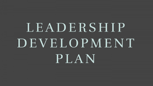 Leadership Development Plan - Saturatetheworld.com