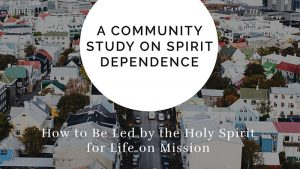 A Community Study on Spirit Dependence