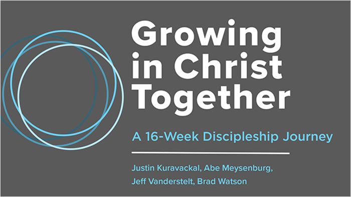 growing in christ together leader saturate