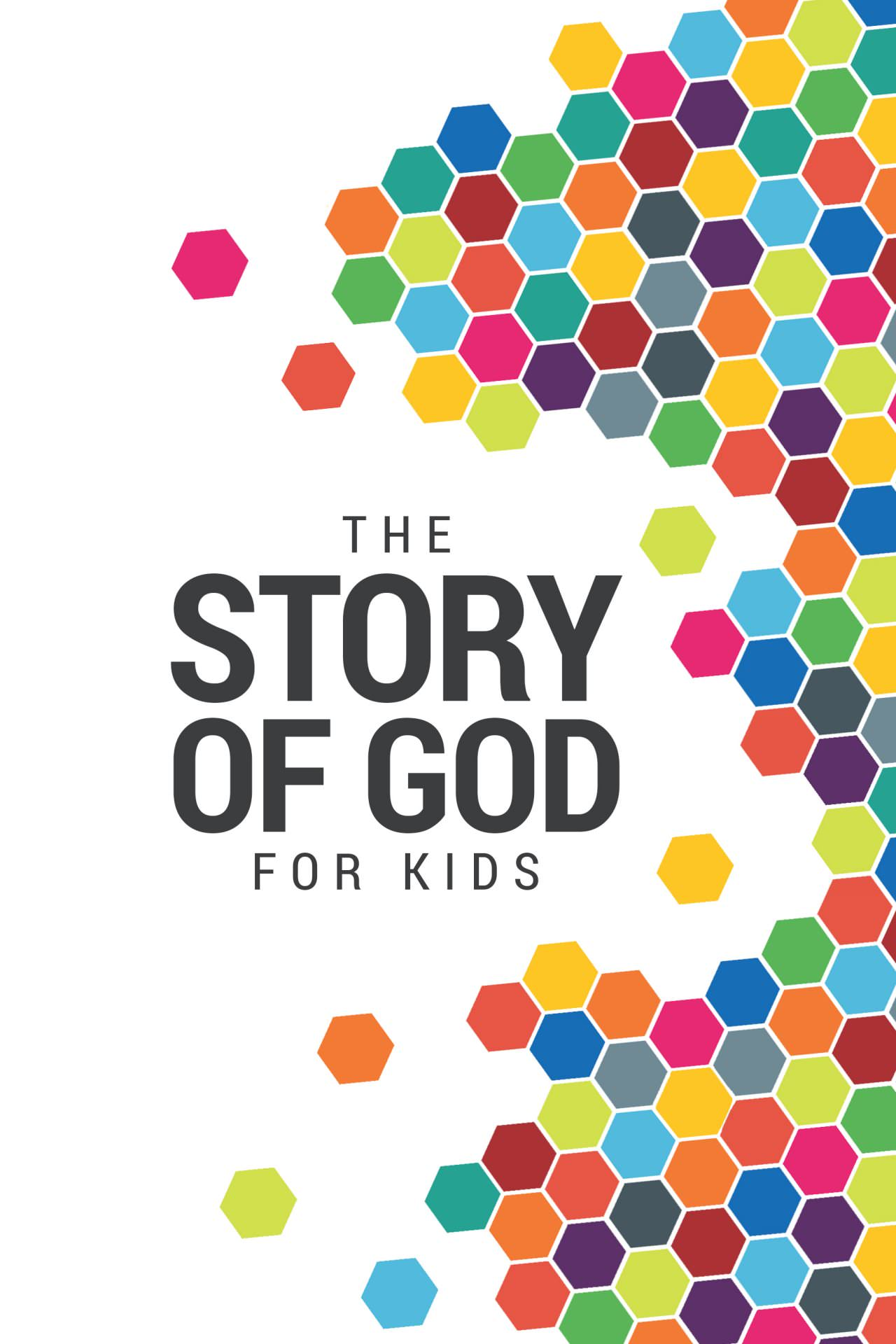 Story of God for Kids Curriculum   Saturate