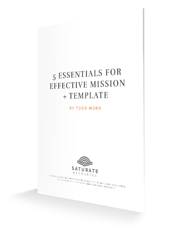 Five Essentials for Effective Mission