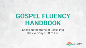 Gospel Fluency Handbook Video Series Trailer