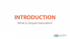 Saturate Field Guide Video Series Introduction
