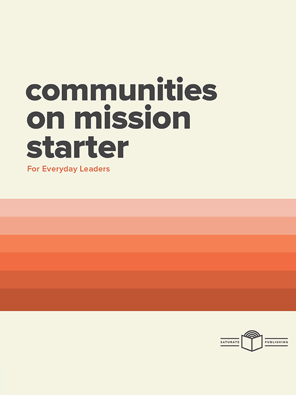 Communities on Mission for leaders
