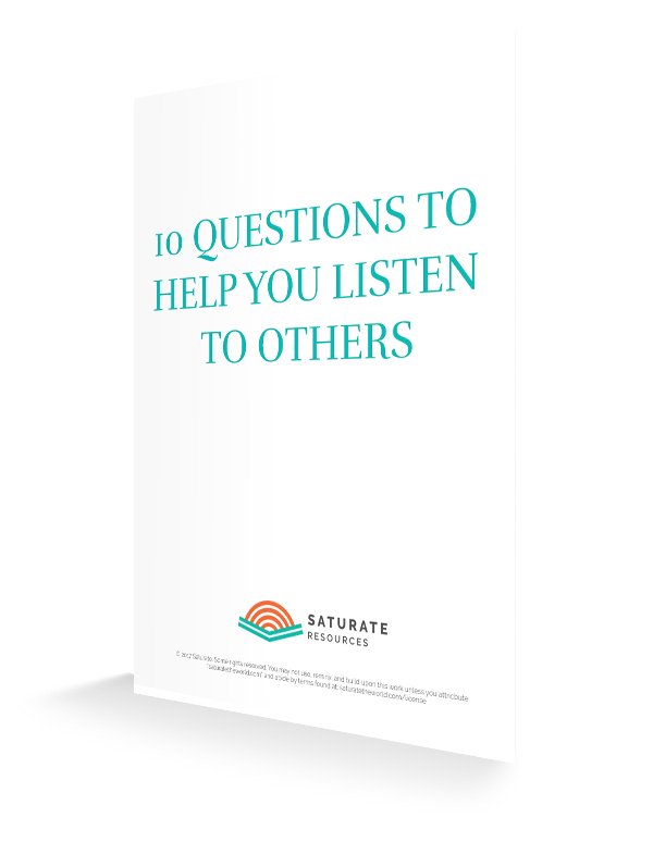 10 Questions to Help You Listen to Others cover