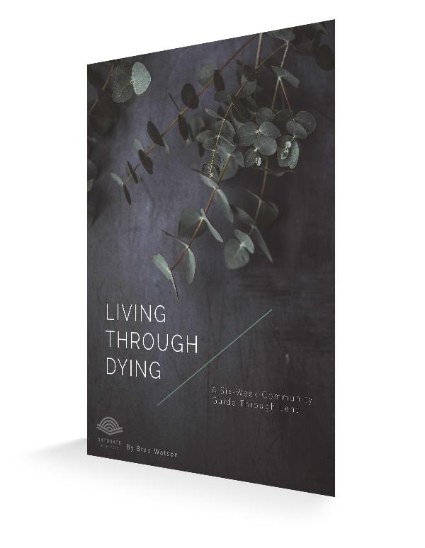 Living through Dying by Brad Watson
