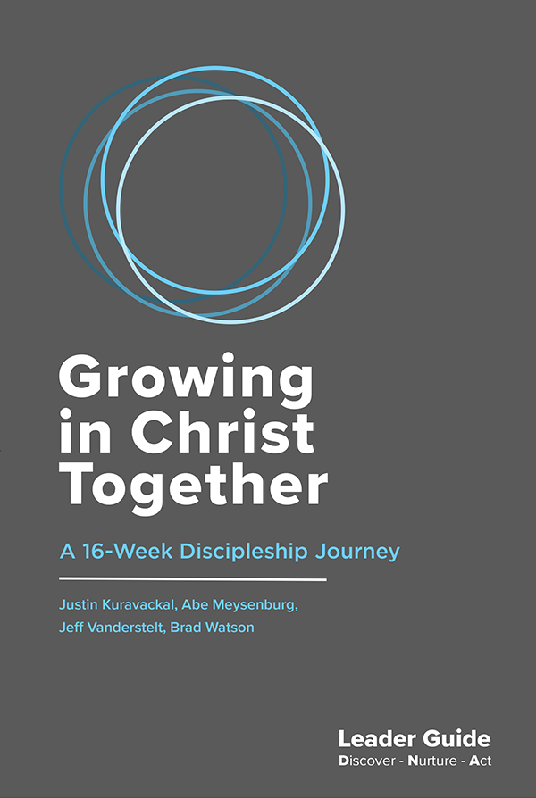 Growing in Christ Leader Guide