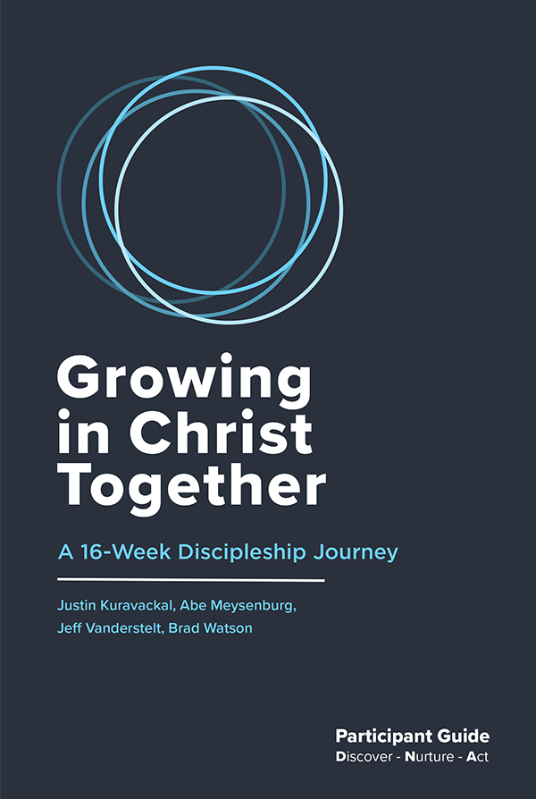 Growing in Christ Participant Guide