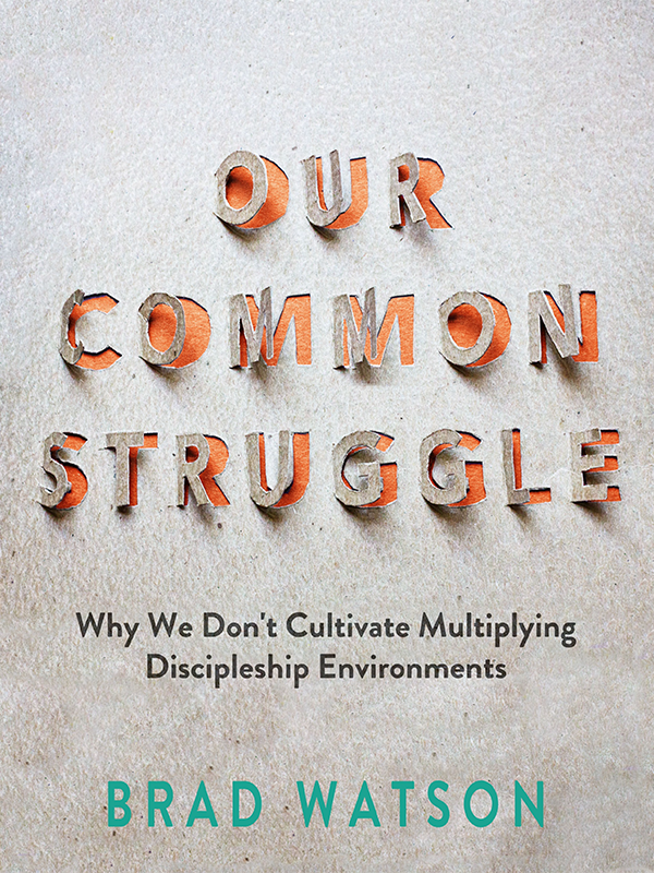 Our Common Struggle Book