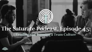 Episode 045: Leading and Forming a Team Culture