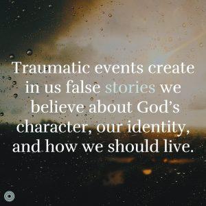 The Disciple and Trauma - Saturate