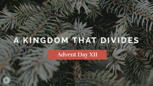 The Kingdom that Divides