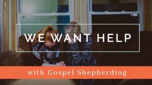 Gospel Shepherding