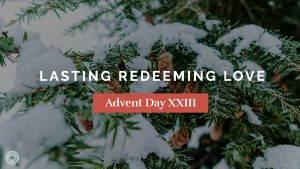 Lasting Redeeming Love