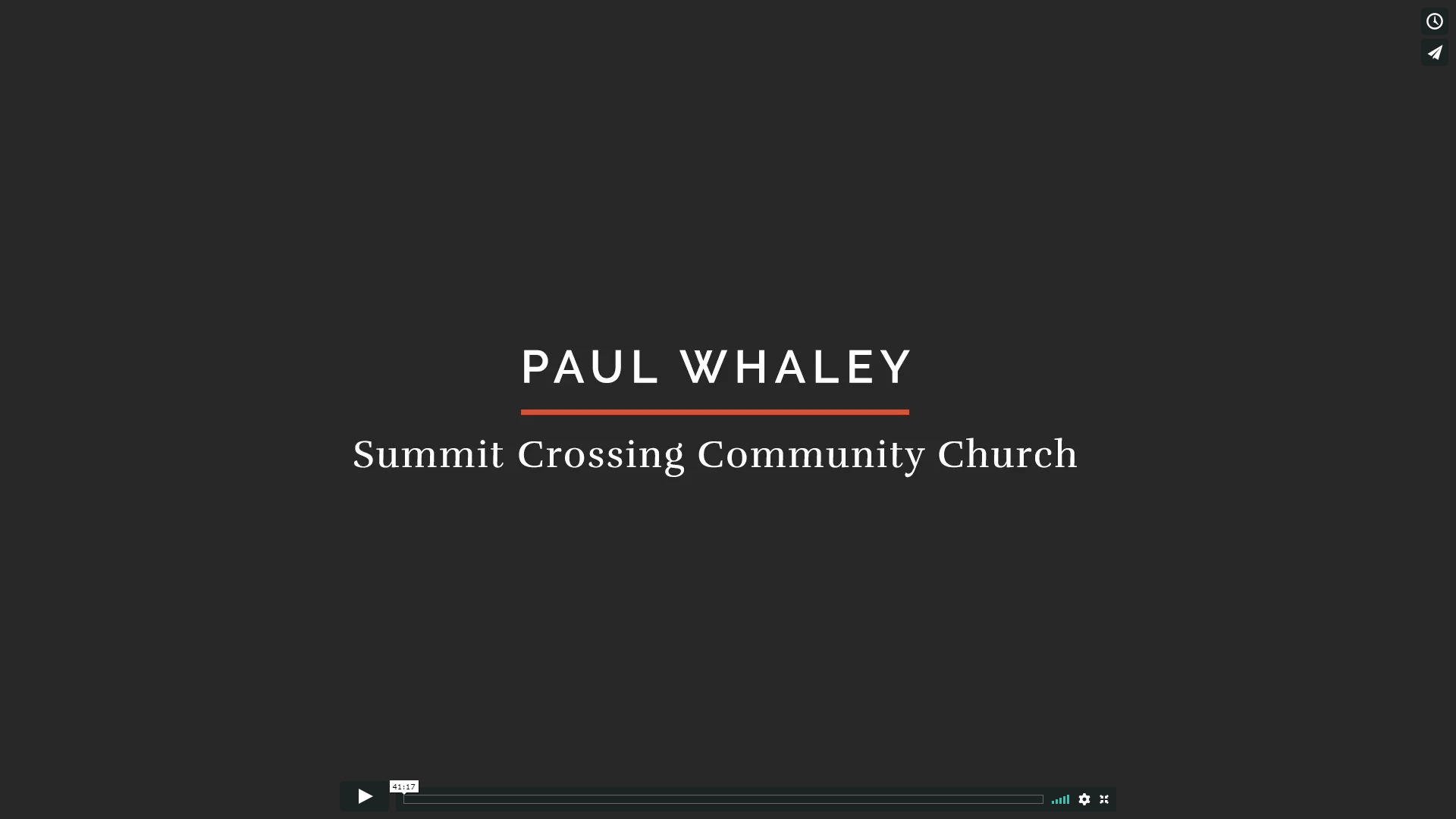 Preview Video | Saturate