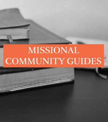 Missional Community Guides